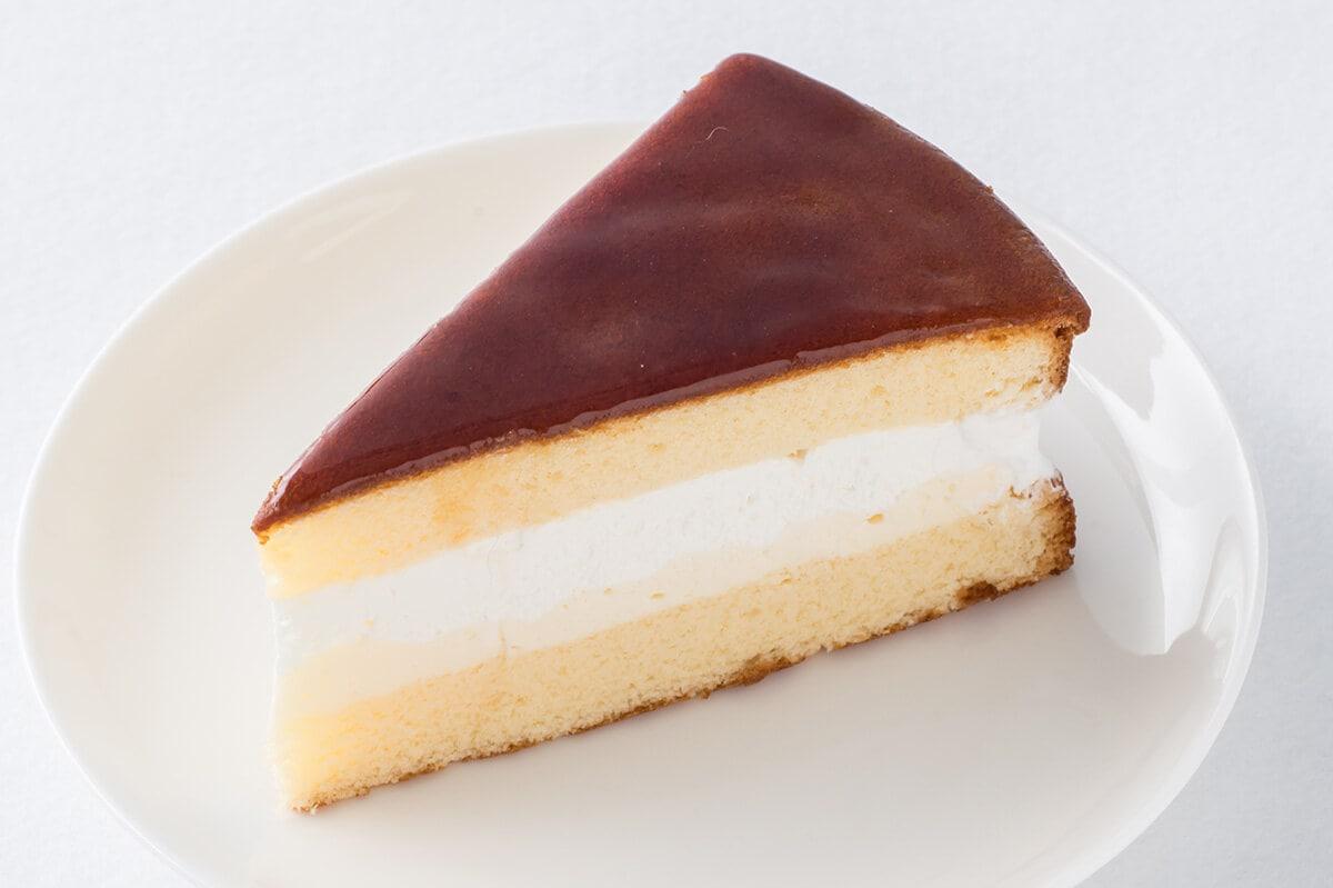 カラメルのとろ生ケーキ スイーツパラダイス
