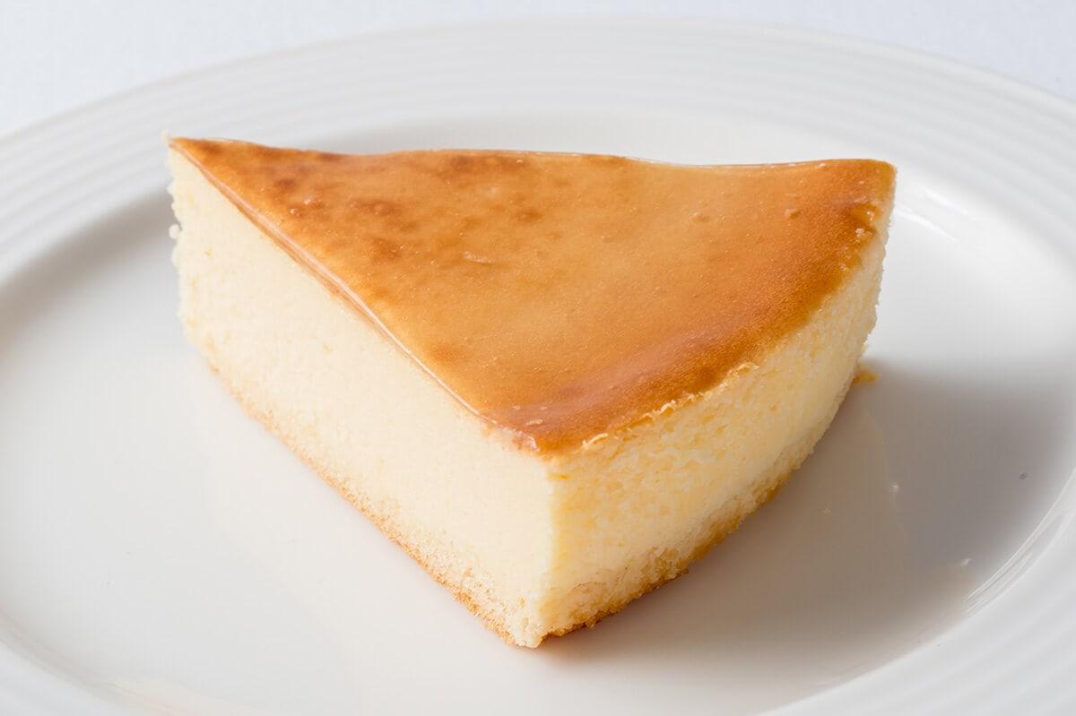 ベイクドチーズケーキ スイパラ