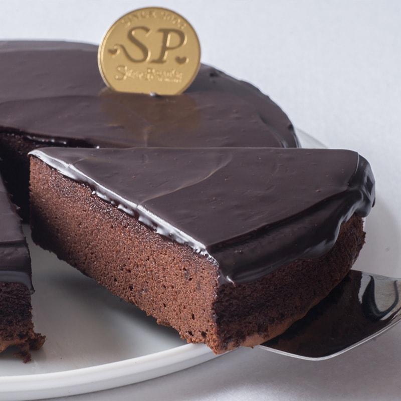 ベイクドチョコケーキ スイーツパラダイス