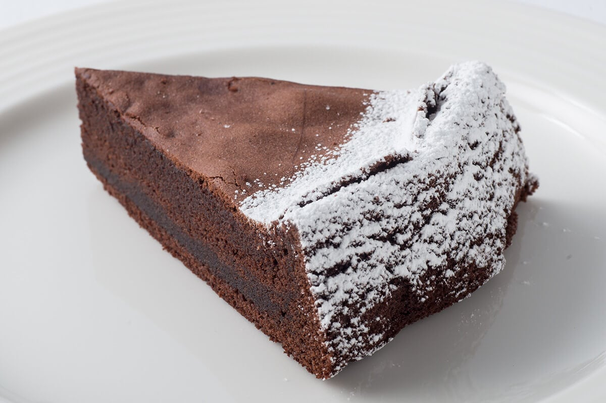クラシックショコラケーキ スイパラ