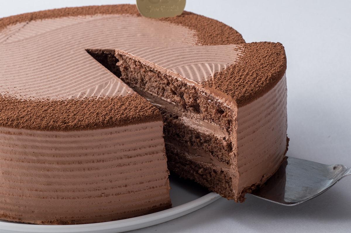 チョコレートケーキ スイパラ