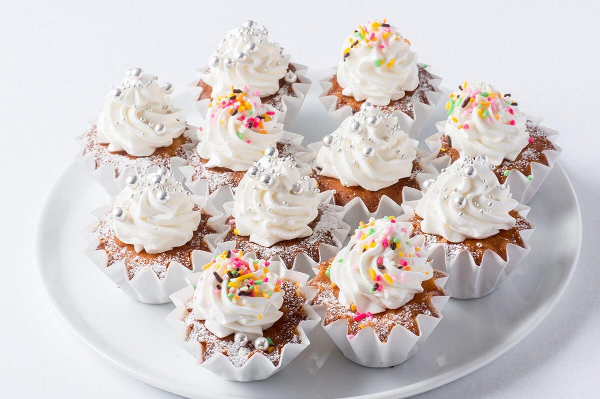 カップケーキ スイーツパラダイス