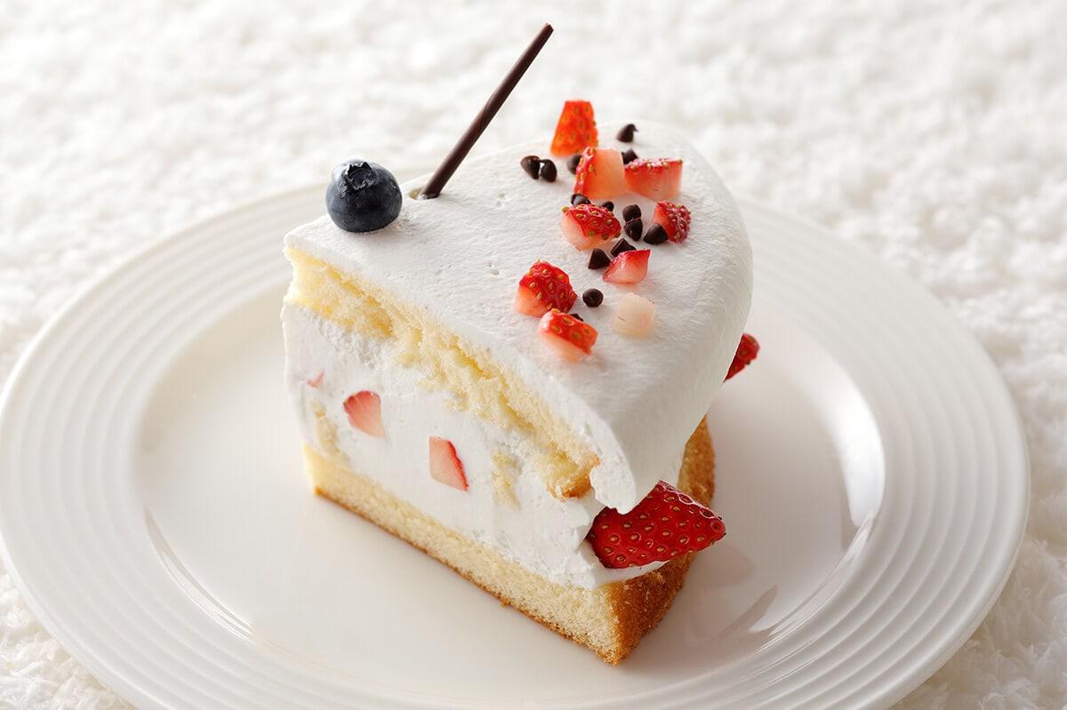 ふわふわいちごショートケーキ スイパラ