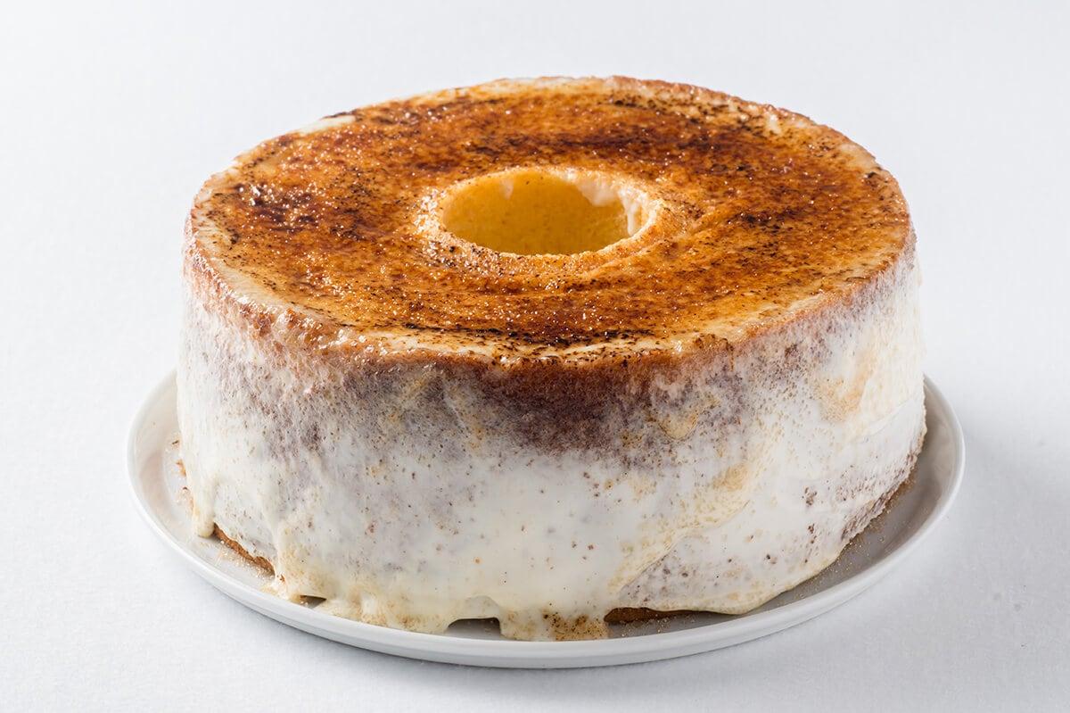 プレーンシフォンケーキ スイーツパラダイス