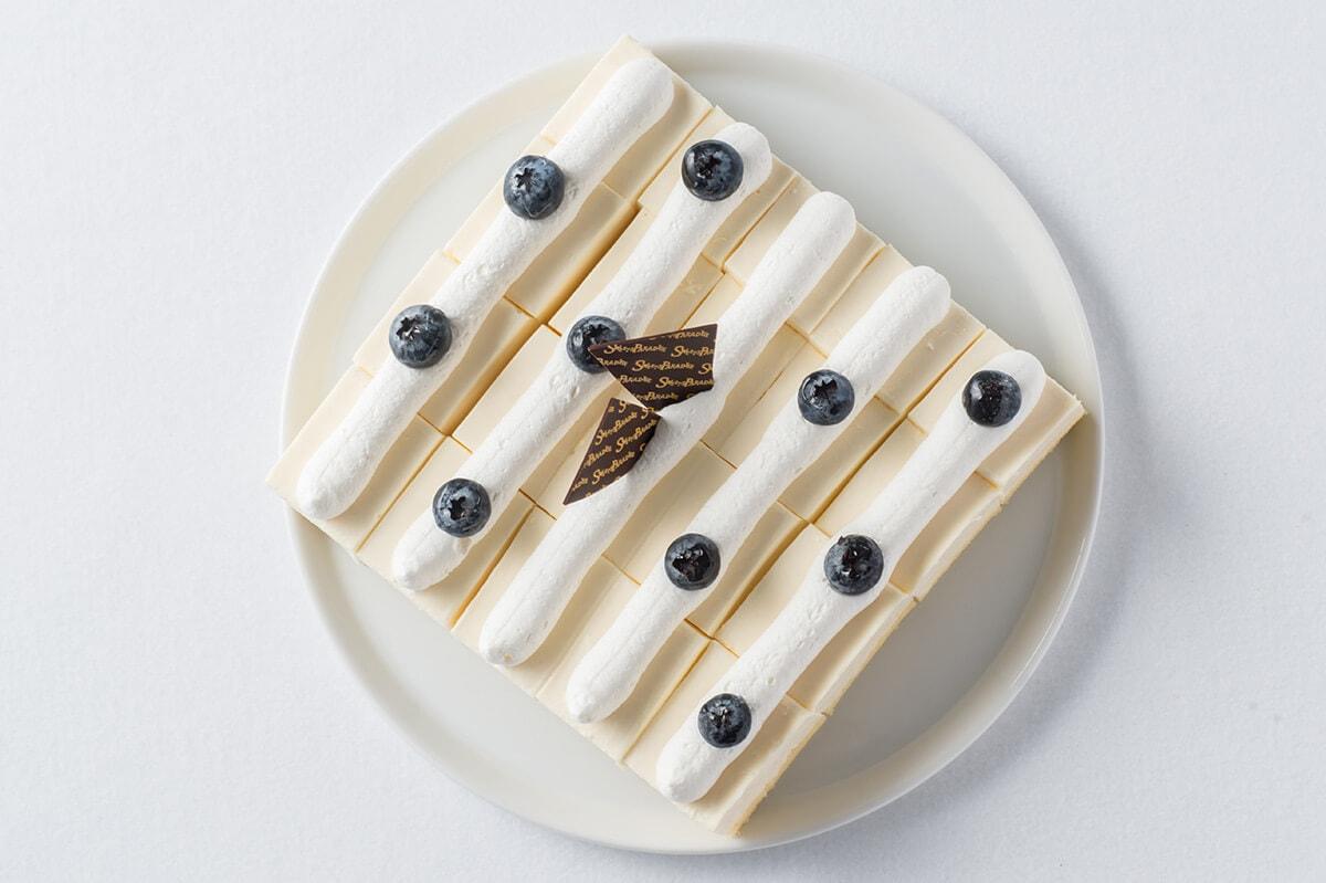 レアチーズケーキ スイーツパラダイス
