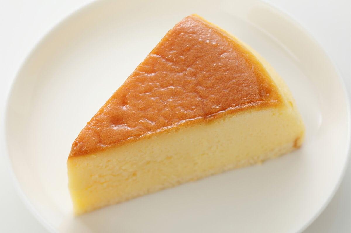 スフレチーズケーキ スイーツパラダイス