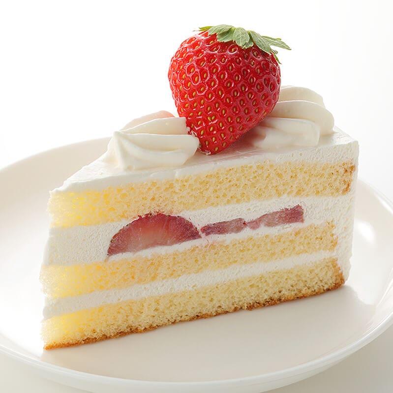 苺のショートケーキ スイパラ