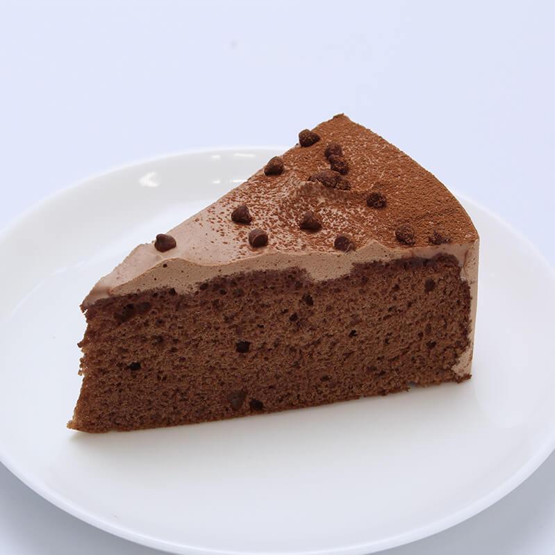 チョコレートシフォンケーキ スイーツパラダイス