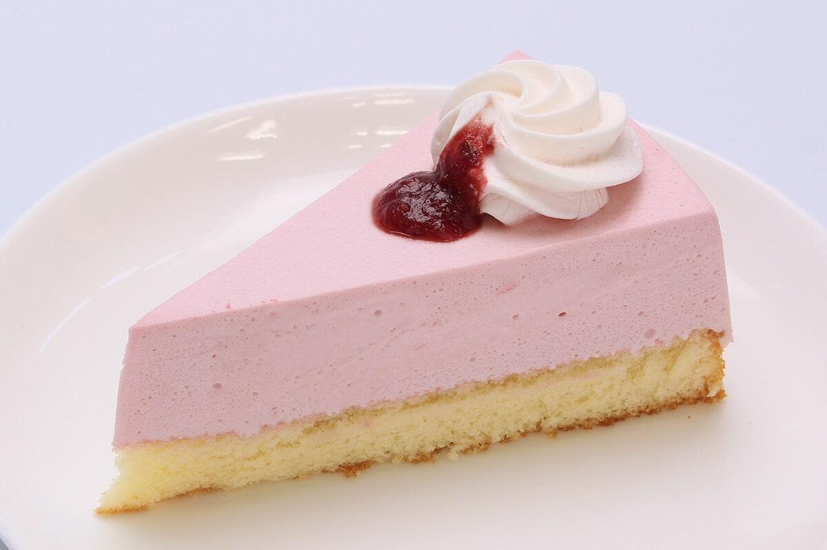 いちごのムースケーキ スイーツパラダイス テイクアウトケーキ
