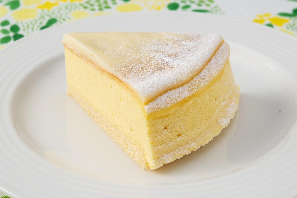 スイーツパラダイスの檸檬スフレ