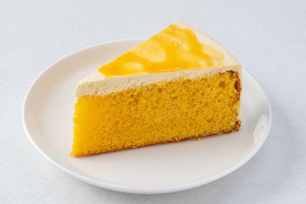 スイーツパラダイスのテイクアウトケーキ マンゴーシフォン