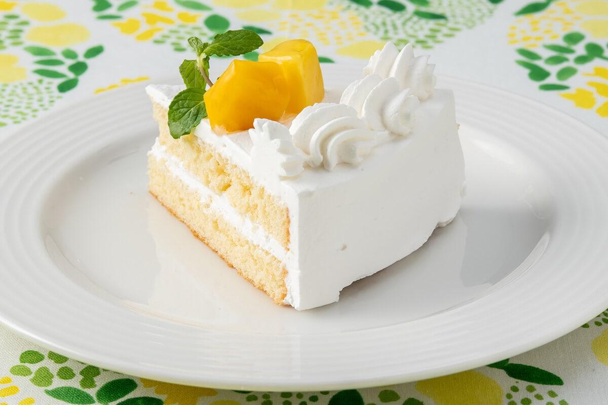 スイパラのスペシャルケーキマンゴー