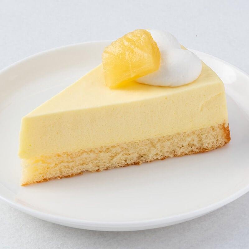 スイパラのテイクアウトケーキ パイナップルムース