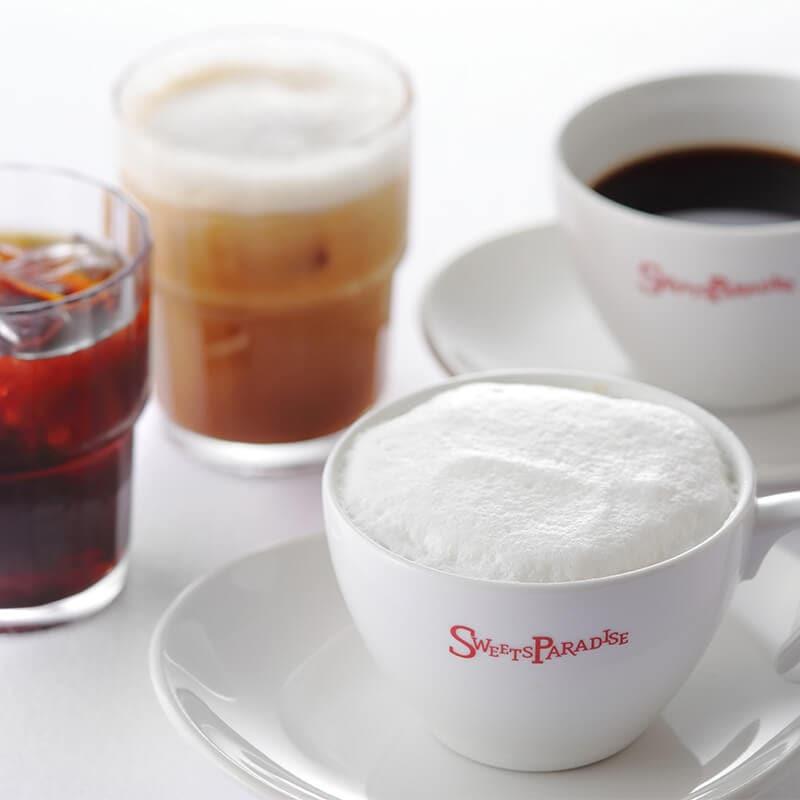 コーヒー各種/ドリンクバー