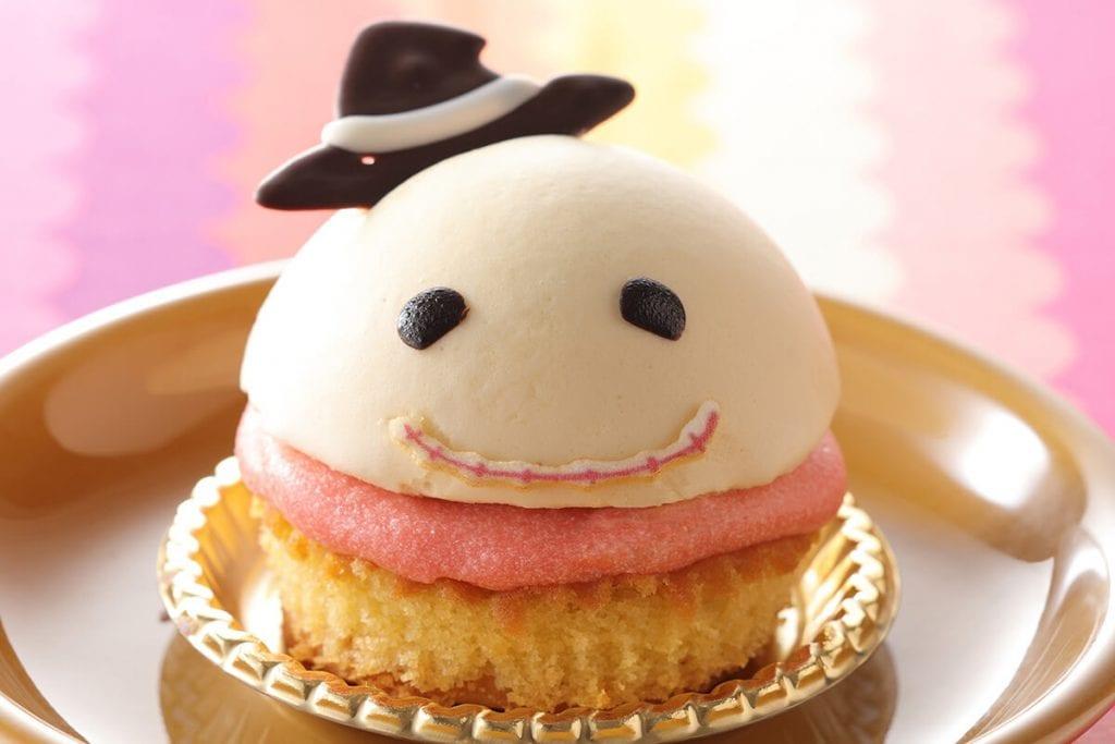 スイパラのハロウィン スイーツモンスターケーキ「内気なエイミー」