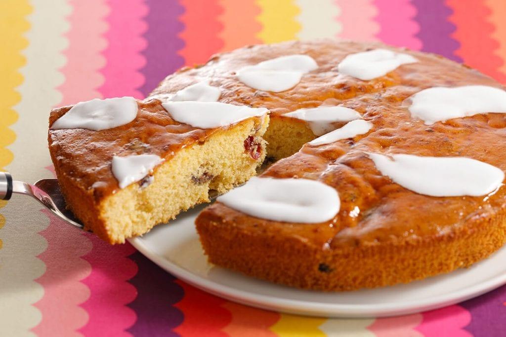 スイーツパラダイスのハロウィン ゴースト達のドライフルーツ焼き菓子