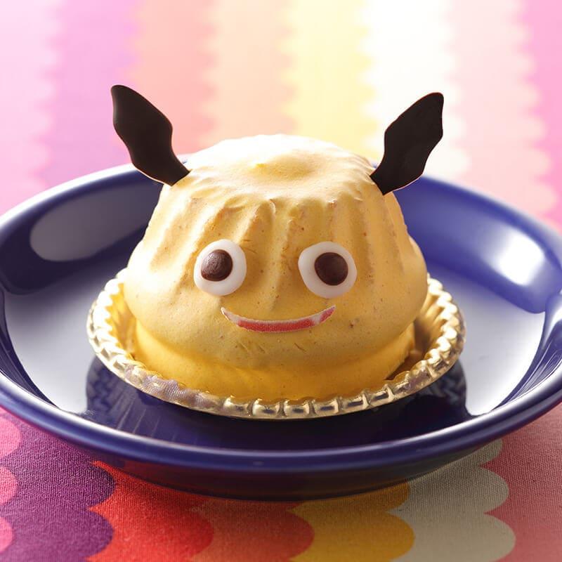 スイパラのハロウィン スイーツモンスターケーキ 「やんちゃなジェイコブ」